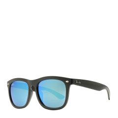 Ray-Ban/雷朋 简约 休闲 方型 圆形 板材 全框 男女款 太阳镜 彩膜 反光 镜面 墨镜 眼镜 RB4260D 4262D 57mm 4261D 55mm RayBan 雷朋图片
