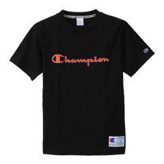 【顺丰发货】日版 Champion冠军 短袖 ACTION STYLE 草写LOGO 运动 圆领T恤 男女同款图片