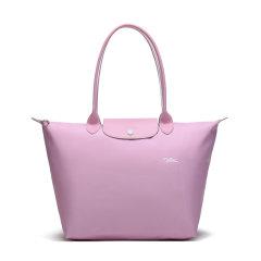【国内现货】Longchamp/珑骧 女士LEPLIAGE系列大号织物长柄可折叠手提单肩包购物袋饺子包 1899 619图片