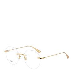 DIOR/迪奥 简约 轻薄 方圆形 男女款 光学镜架 无框 近视 眼镜框 眼镜架 DIORSTELLAIREO6 56mm  DIORSTELLAIREO6F 53mm DIOR 迪奥图片