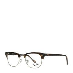 Ray-Ban/雷朋 文艺 复古 气质 男女款  板材 金属 光学镜架 半框 近视 眼镜框 眼镜架 RX5154 49/51mm图片