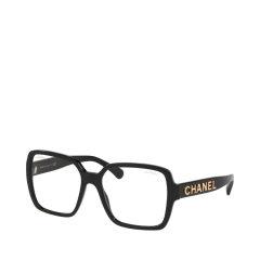 【国内现货张静初徐璐同款】CHANEL/香奈儿大字母LOGO大方框网红爆款女式墨镜眼镜眼镜5408图片