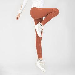 GeleiStory/GeleiStory爱上瑜伽系列瑜伽裤女薄紧身高腰提臀速干健身女运动裤裸感裤子夏九分裤图片