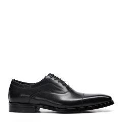 LANDAX/LANDAX 新款手工皮鞋 男士商务鞋 系带英伦德比鞋 商务正装鞋图片