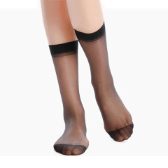 yumei/寓美 女士丝袜【6双装】 5D高透明天鹅绒短丝袜子 女夏超薄隐形珠光纯色弹力图片