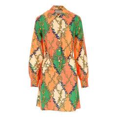 GUCCI/古驰 20年春夏 服装 女性 女士连衣裙 609748ZADFN图片