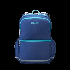 MoonRock/梦乐 护脊书包 专业减负轻便男女中小学生尼龙大容量背包图片