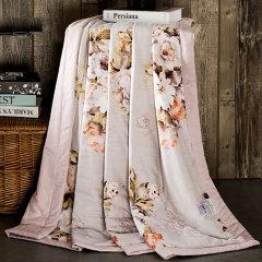 Fantti /芬缇 床上用品天丝麻可水洗夏被空调被夏凉被夏季单双人薄被图片