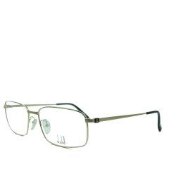 DUNHILL/登喜路 钻石切割精细工艺系列正装商务行政款隽永雅士版绅士超轻纯钛光学眼镜D6028 A图片