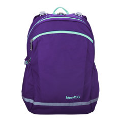 MoonRock/梦乐书包 香港品牌专业护脊减负中小学生尼龙大容量背包图片