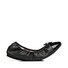 【现货速发】2020春夏新款EVER UGG孕妇妈妈圆头新款浅口适时蛋卷单鞋平底鞋卷鞋舒尚休闲 TA7001图片