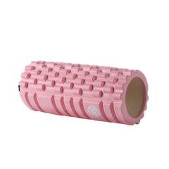 李宁(LI-NING)泡沫轴健身筋膜狼牙棒按摩滚轴瘦腿筒滚轮瑜伽柱33*14cm图片