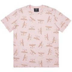 【经典款】BOY LONDON 2020新款 韩国直邮 男女同款 情侣款 T恤 新款 男装 女装 短袖 圆领 潮流 休闲 B00TS1004U图片