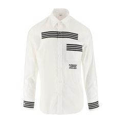 BURBERRY/博柏利 20年春夏 服装 男性 白色 男士长袖衬衫 8023754图片