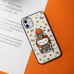 大英博物馆 HELLO KITTY联名款刺绣手机壳苹果X/XS/11图片