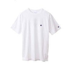 【顺丰发货】日版 CHAMPION冠军 短袖 男女同款 BASIC 小C刺绣 休闲圆领 运动T恤 情侣款街潮图片
