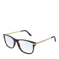 【时尚潮品】CARTIER/卡地亚超轻意大利进口板材舒适鼻托时尚镜框男女款光学镜架眼镜CT0106O图片