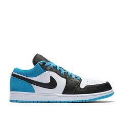 Air Jordan 1 Low AJ1 情侣 激光蓝黑脚趾 CK3022-CT1564-004图片