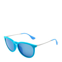 Ray-Ban/雷朋 简约 复古 轻携 男女款 太阳镜 彩膜 反光 渐变镜片 多色可选 墨镜 眼镜 RB4171F 54/57mm RayBan 雷朋图片