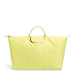 Longchamp/珑骧 LE PLIAGE系列女士深蓝色尼龙按扣拉链开合短柄可折叠手提包饺子包旅行包女包 1625619 多色可选图片