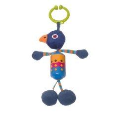 【母婴】玩具 瑞士Oops 音乐玩具叮当响毛绒小挂铃风铃图片