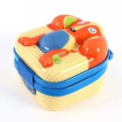 瑞士OOPS/OOPS 宝宝可爱午餐包 小孩卡通便当包 儿童时尚便携野餐盒(材质:PE硅胶其它)图片