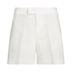 RALPHLAUREN/拉夫劳伦女装2020年夏季亚麻短裤21491短裤图片