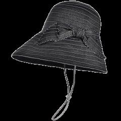 卡蒙圆顶渔夫帽大帽檐防晒帽女防紫外线时尚遮阳帽盘边可折叠帽子图片