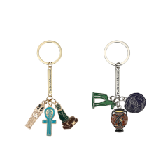 大英博物馆 埃及系列三合一钥匙扣挂件挂饰图片