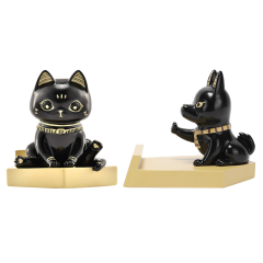 大英博物馆 埃及系列猫狗手机支架手机座图片