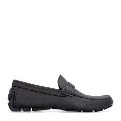 Dior Homme/迪奥桀傲 20年春夏 百搭 男性 logo 黑色 商务休闲鞋 3LO102YJK_900图片