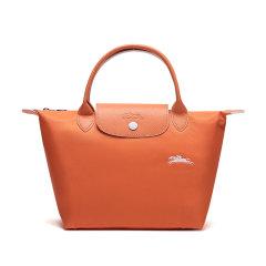 Longchamp/珑骧2020春夏女士LEPLIAGE系列织物小号短柄可折叠手提包饺子包1621619图片
