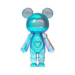 星际熊摆件创意礼品家居玩具公仔人偶手办珍珠色幻彩系列 335mm图片
