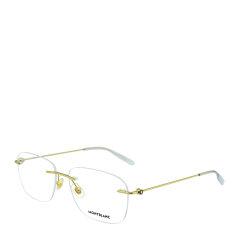 20年 新品 MontBlanc/万宝龙 简约 优雅 无框 有框 多选 精致 超轻 男款 女款 光学镜架 近视 眼镜框 眼镜架 MB0075O 56mm MB0076O MontBlanc 万宝龙图片