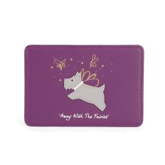 Radley/蕾德莉英国 女士牛皮革可爱小狗贴花小号卡包证件包17419图片