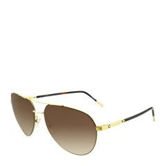 MontBlanc/万宝龙 飞行员 蛤蟆镜 简约 纤细 轻薄 大框 男女款 太阳镜 多色可选 渐变 镜片 墨镜 眼镜 MB695S 60mm 696S 641S 56mm MontBlanc 万宝龙图片