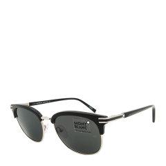 MontBlanc/万宝龙 时尚 复古 板材 金属 全框 男女款 太阳镜 遮阳 驾驶 墨镜 眼镜 MB701S 52mm MontBlanc 万宝龙图片