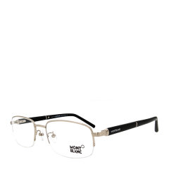 MontBlanc/万宝龙 商务 休闲 男士 光学镜架 合金 半框 近视 眼镜框 眼镜架 MB336 56mm 337 57mm MontBlanc 万宝龙图片