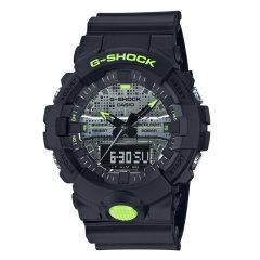 CASIO/卡西欧男表G-SHOCK2020硬碰硬系列防震防水太阳能电波运动手表男图片