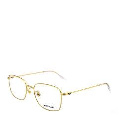 20年 新品 MontBlanc/万宝龙 商务 优雅 合金 男女款 光学镜架 长方形 眼镜 全框 近视 眼镜框 眼镜架 MB0086OK 54mm MontBlanc 万宝龙图片