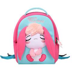 星际熊埃莉诗儿童背包新款可爱卡通兔子女童双肩包幼儿园书包图片