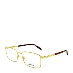 20年 新品 MontBlanc/万宝龙 商务 休闲 男款 女款 无框 全框 光学镜架 眼镜 长方形 近视 眼镜框 眼镜架 MB0022O 0023O 59mm MontBlanc/万宝龙图片