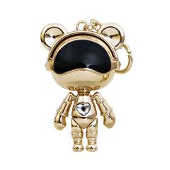 星际熊情侣钥匙扣两只装可爱公仔汽车挂饰配饰生日礼物图片