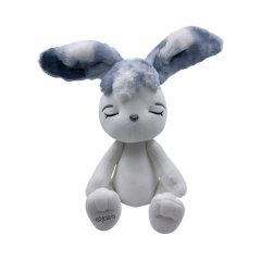 星际熊埃莉诗兔子长耳朵呆萌兔子可爱毛绒公仔女孩玩具兔 550mm图片