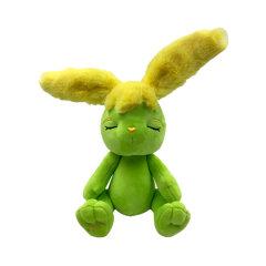 星际熊埃莉诗兔子长耳朵呆萌兔子可爱毛绒公仔女孩玩具兔 250mm图片