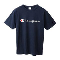 【顺丰发货】CHAMPION冠军  2020新款 短袖T恤 男女同款 夏季 草写 印花LOGO 圆领图片