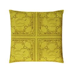 星际熊北欧抱枕靠垫沙发靠垫腰靠枕床头靠背垫鹿皮绒抱枕套不含芯图片