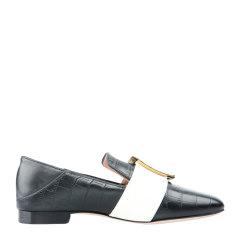 BALLY/巴利【20春夏】扣环装饰黑色女士中跟鞋 JACKIE 45BLLSF027图片