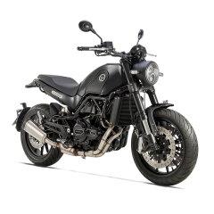 【定金】Benelli贝纳利Leoncino幼狮500双缸复古摩托车公路版国四图片