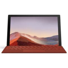 微软 Surface Pro 7 二合一平板笔记本电脑 | 12.3英寸 第十代酷睿i3 4G 128G图片